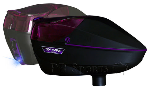 Virtue Spire 260 loader - Black/Purple - Virtue