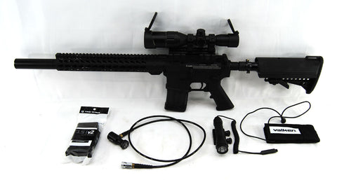 Used First Strike T15 DMR w/ Upgrades - Black - First Strike