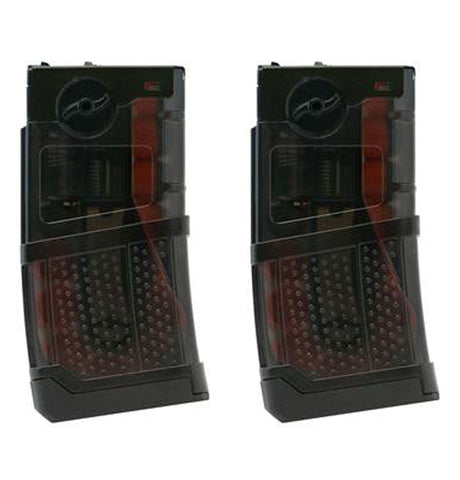 First Strike T15 V2 11rd Magazine - Smoke - 2 Pack - First Strike