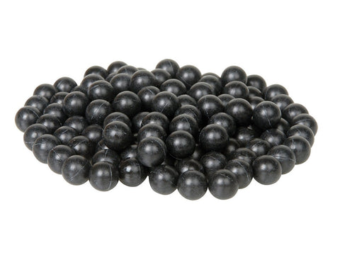 Elite Force T4E .43 Cal Rubber Paintballs - 500 Count - Black - Elite Force
