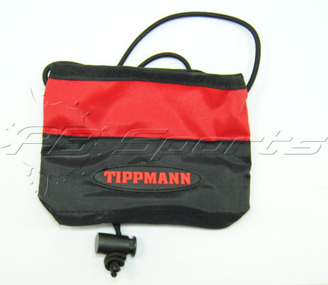Tippmann Barrel Condom Cover RED Large Mouth - Tippmann Sports