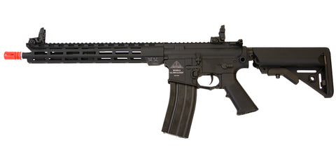Adaptive Armament Airsoft Battle Rifle AEG 14 inch MLok with Mosfet 6mm - ASG