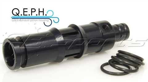 TechT Tippmann Cyclone Q.E.P.H. Upgrade - Black - TechT