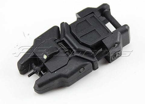 Tiberius Arms Back-Up Flip Up Front Sight