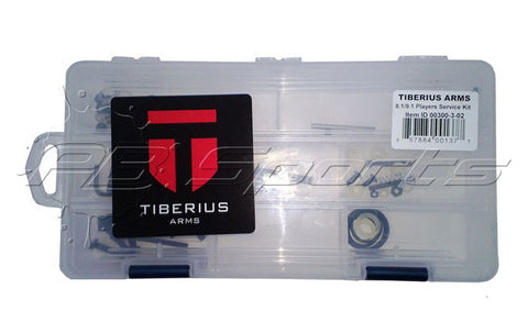 Tiberius Arms T8.1/9.1 Player Service Parts Kit