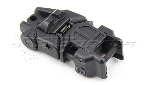 Tiberius Arms Back-Up Flip Up Rear Sight
