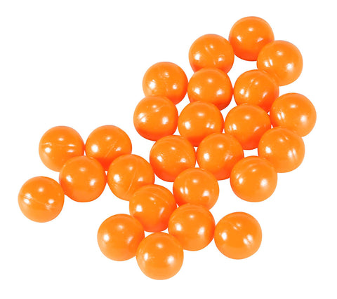 Elite Force T4E .43 Cal Paintballs - 8,000 Count Box - Orange - Elite Force
