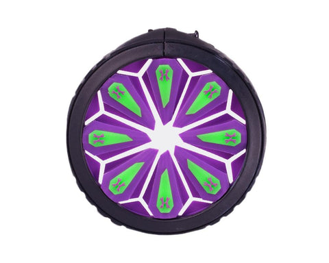 HK Army Universal Halo Epic Speed Feed - Neon (Purple/Neon Green) - HK Army