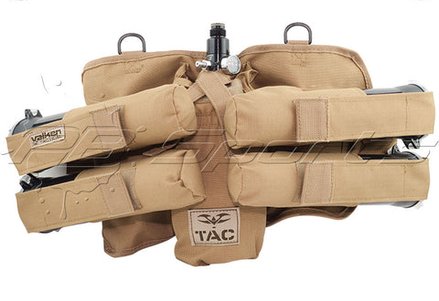 Valken V-Tac 4+1 Harness - Tan Tactical