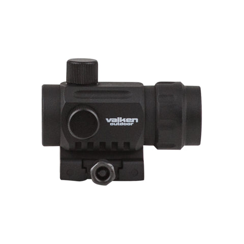 Valken Outdoor Mini Red Dot Sight RDA20-Black T1 Style Replica CQB Airsoft Sight - Valken Paintball