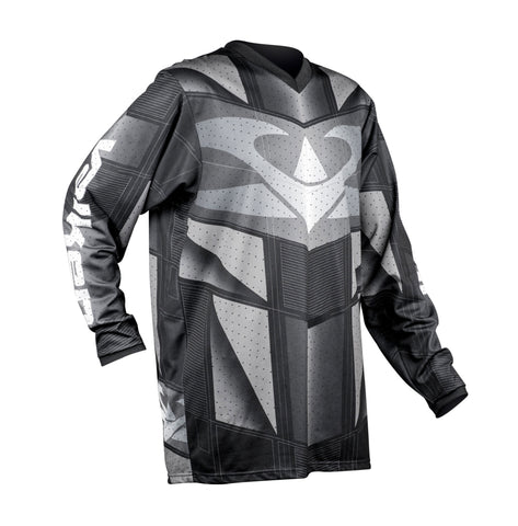 Valken Fate EXO Jersey - Grey - XLarge - Valken Paintball