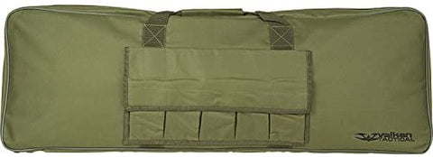 "Valken Single Rifle Soft Gun Case 36"" - Olive - Valken Airsoft"