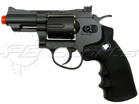 Wingun WG 708 CO2 Airsoft Revolver - Palco