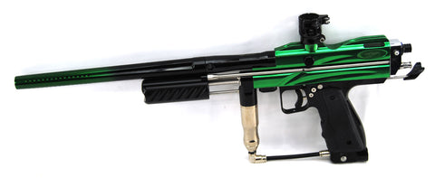 Used WGP Pump Paintball Gun - Green/Black - WGP