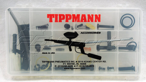 Tippmann X7 Deluxe Parts Kit - Tippmann Sports