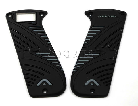 Angel A1 Grip Cheek Black - Angel Paintball Sports