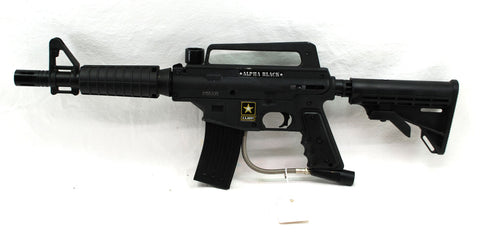 Used Tippmann U.S. Army Alpha Black Tactical