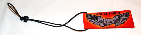 Angel Force Barrel Cover - Red/Orange - Angel Paintball Sports