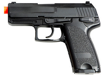 TSD USP M166 Tactical - Short Black SDG166AB GBB