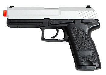 TSD USP M166 Tactical - Long Silver SDG166ASL GBB - Team SD