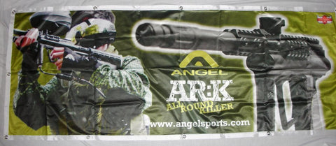 Angel AR:K Banner - Angel Paintball Sports