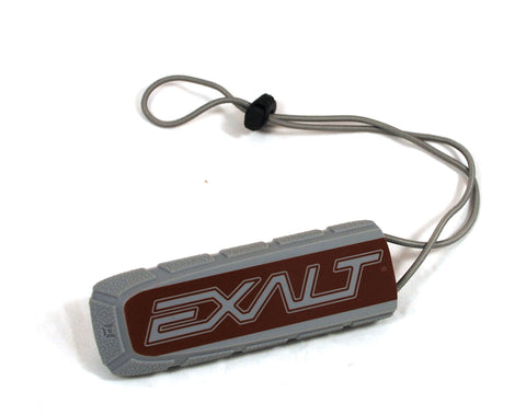 Exalt Ninja Series Collector Series Bayonet Barrel Condom - Gray/Brown - Exalt