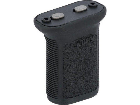 BCM Gunfighter KeyMod Vertical Grip Mod 3 - Black - Evike