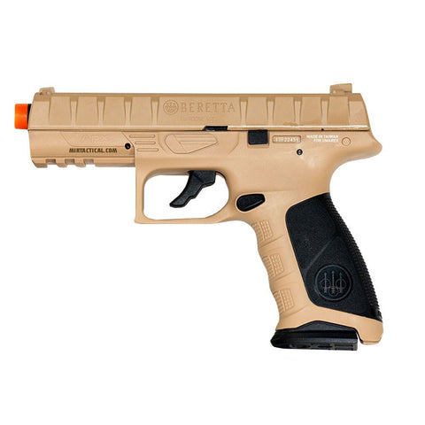 Elite Force Beretta APX CO2 Airsoft Pistol - FDE/Black - Elite Force