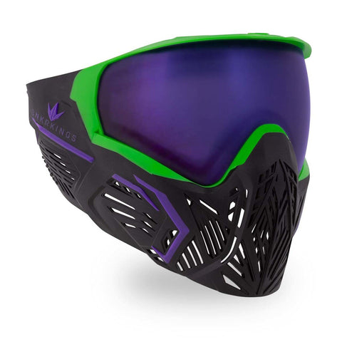 Bunker Kings CMD Paintball Goggles - Sucker Tentacles - Virtue