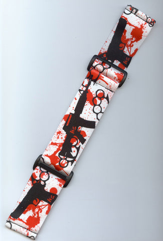 KM Strap - Bloody Knuckles Red - Limited Edition