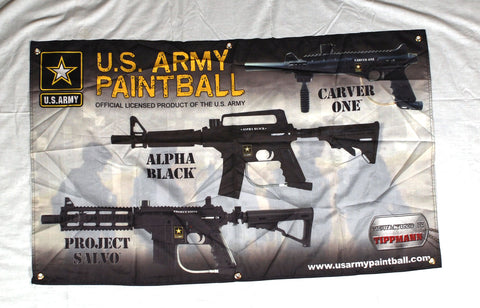 Tippmann Sports US Army Cloth Banner