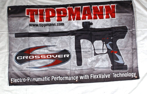 Tippmann Sports Crossover Cloth Banner