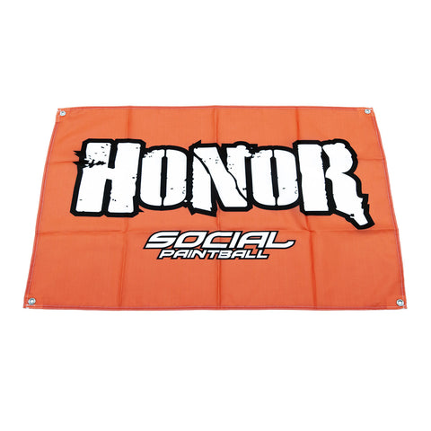 Social Paintball Banner - Honor