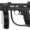 Air-Ordnance SMG 22 Tactical Belt Fed Pellet Gun - .22 Caliber