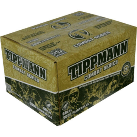 2000 Tippmann Combat Series Paintballs Yellow Fill