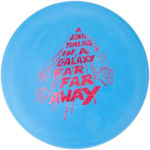 Discraft In a Galaxy D Challenger Hot Stamp Golf Disc