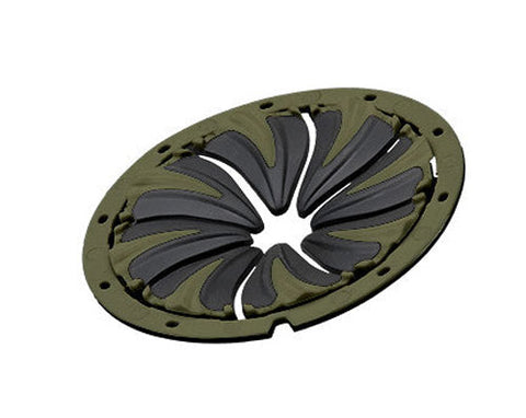 Dye Paintball Rotor Quick Feed - Tan/Olive