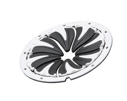 Dye Paintball Rotor Quick Feed - White