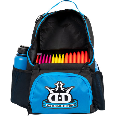 Dynamic Discs Cadet Backpack Disc Golf Bag - Blue - Dynamic Discs
