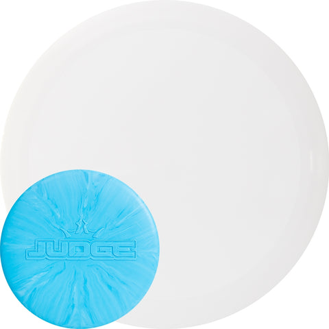 Dynamic Discs Burst Engraved Mini Judge Bar Stamp Disc - Dynamic Discs