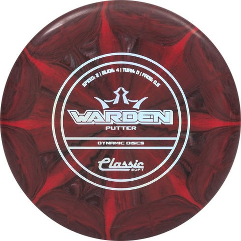 Dynamic Discs Classic Soft Burst Warden Disc