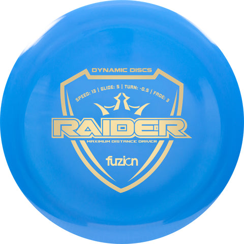 Dynamic Discs Fuzion Raider Disc - Dynamic Discs