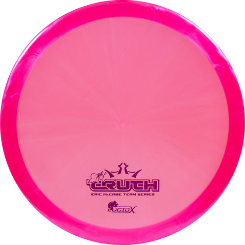 Dynamic Discs Lucid-X Chameleon EMAC Truth Eric McCabe 2020 Team Series V3 - Dynamic Discs
