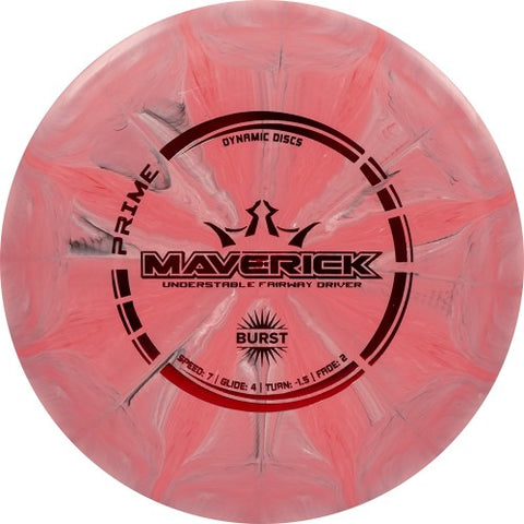 Dynamic Discs Prime Burst Maverick Disc - Dynamic Discs