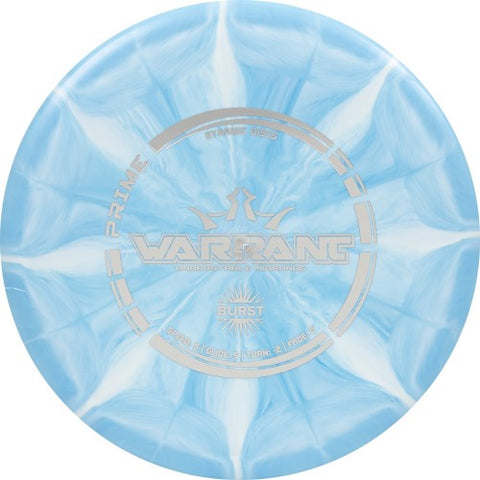 Dynamic Discs Prime Burst Warrant Disc