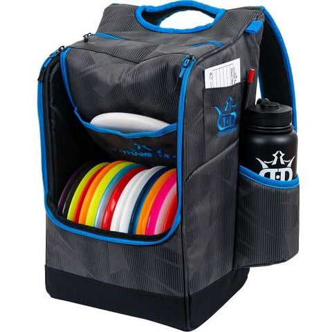 Dynamic Discs Sniper Backpack Disc Golf Bag - Nightshade - Dynamic Discs