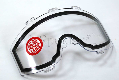JT Elite Goggle System Replacement Lens - Thermal Clear