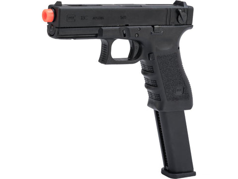 Elite Force Glock G18C Gen 3 Semi / Full Auto Airsoft Pistol Gas Blow Back 6mm - Elite Force