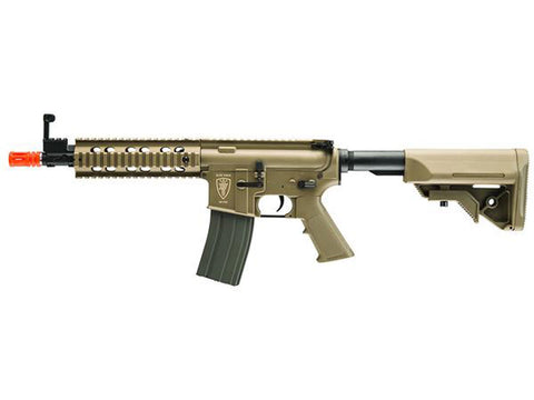 Elite Force M4 CQB Airsoft Rifle AEG - FDE