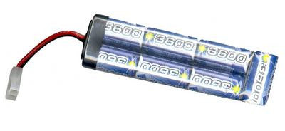 Intellect 8.4v 3600 mah Large Connector Airsoft Battery